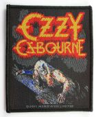 Ozzy Osbourne - 'Bark at the Moon' Woven Patch